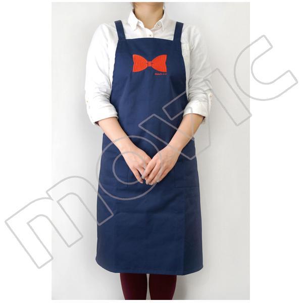 ◎日本販賣通◎(現貨供應!!) MOVIC 名偵探柯南 柯南領結風格 廚房圍裙 全身圍裙 深藍