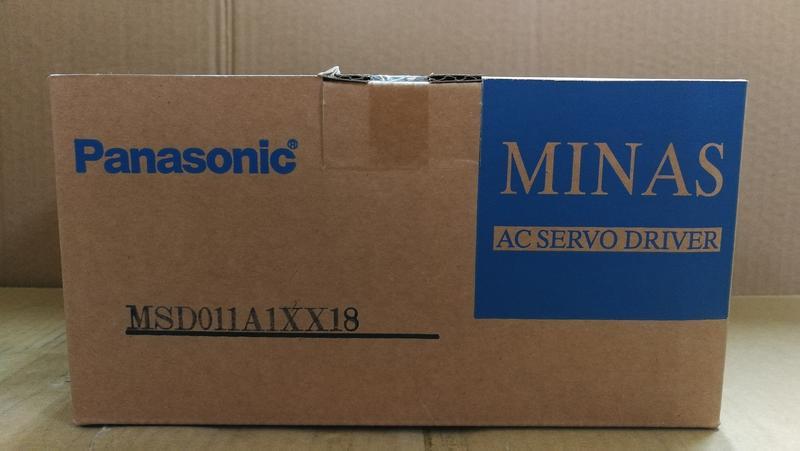 【東急機電】松下驅動器 Panasonic AC servo Driver MSD011A1XX18