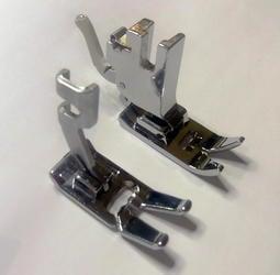 勝家 斜針 2mm改6mm 專用 壓腳 萬用座 腳脛 多功能壓腳 速換型 升級零件 純手工改造