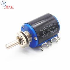 [含稅]精密多圈繞線電位器 WXD3-12-1W 470R  5圈電位器