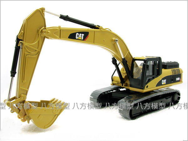 美國NORSCOT CAT 1/50 330D L 履帶式怪手/挖土機~現貨~