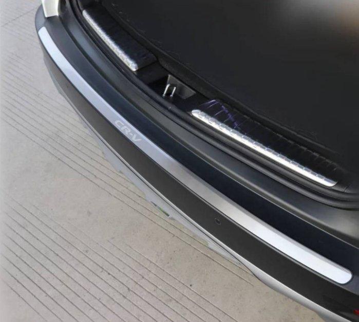 ~歐力車飾~本田 HONDA CRV 5 後內護板 CR-V 5 後內護板 CRV5 後內護板 後內踏板 後內防刮板