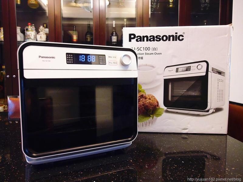 (自售)全新 Panasonic國際牌蒸氣烘烤爐 SC100