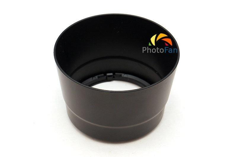 Canon EF-S 55-250mm f/4-5.6 IS STM 副廠遮光罩 ET-63 ET63 可反扣