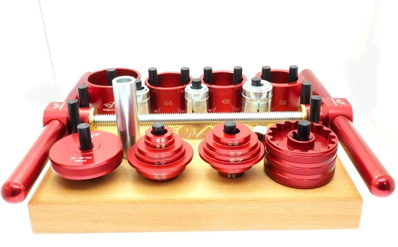 艾祁單車Wheels Manufacturing PRESS-9-PRO 壓入式BB、培林工具(壓入、迫出) 玩家必備