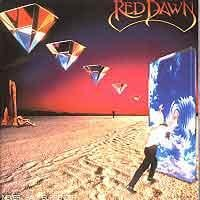 RED DAWN / Never say surrender (首發日盤.無側標)保存極佳.TOCP-7689.