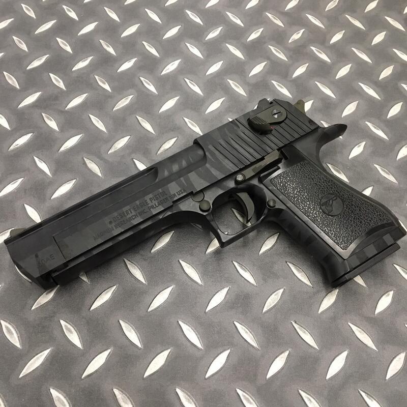 【IDCF 】WE/cybergun 授權刻字 Desert Eagle 黑虎 沙漠之鷹 瓦斯手槍 17423