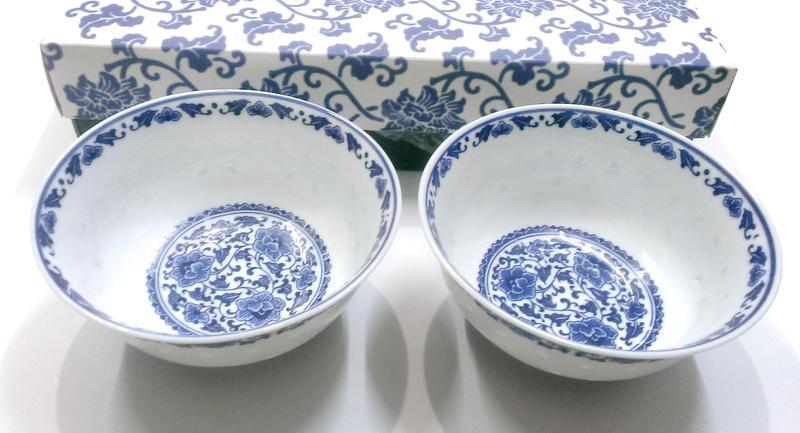 日式陶瓷碗 (2入)