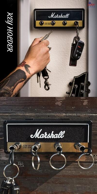 客製化 馬歇爾 Marshall Acton II (鑰匙飾品款式2) 二代藍芽無線音箱(外接電源款)..