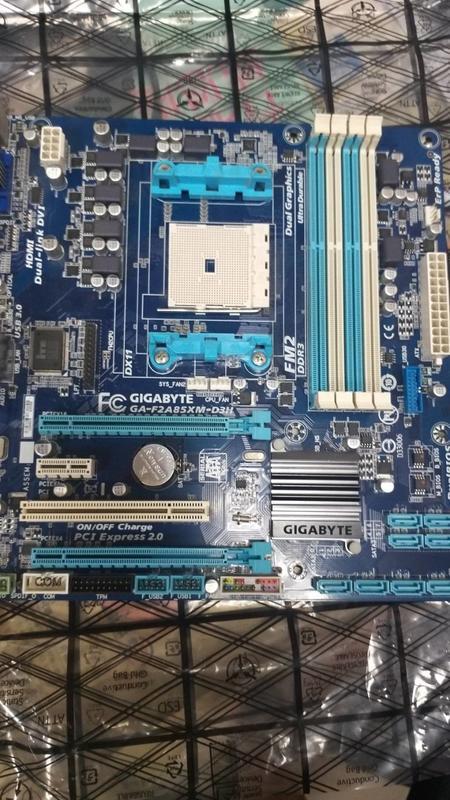 【玉昇電腦】技嘉 GA-F2A85XM-D3H FM2 DDR3主機板
