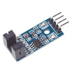 [含稅]測速感測器模組 計數器模組 電機測試模組 槽型光耦模組