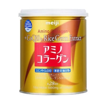 🌟現貨~保證公司貨🌟明治膠原粉璀璨金罐裝28日