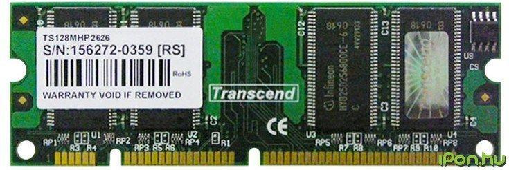 創見 128MB TS128MHP2626 PRINT 記憶體
