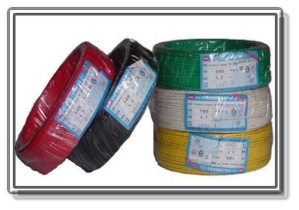 【 大尾鱸鰻便宜GO】太平洋  PVC電線 3.5mm 平方 電線  100米 / 丸  多色 (1丸)  絕緣電線