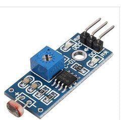 [含稅]新款 光敏感測器模組 光線檢測 光敏電阻模組 光敏模組 皇冠店