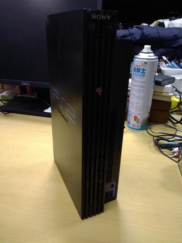 (茂7代)未測試PS2主機吳周邊當零件