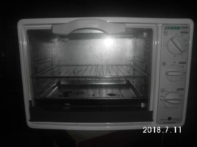 用不到二手電烤箱