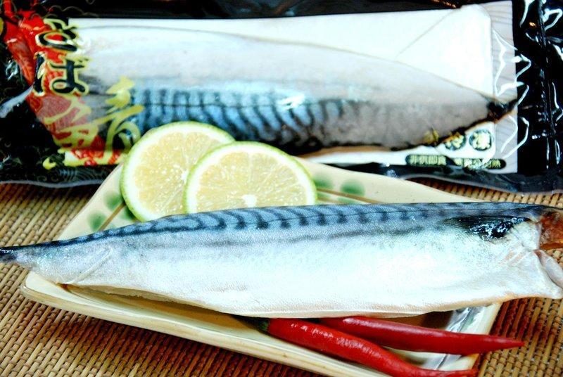 薄鹽鯖魚片 180g