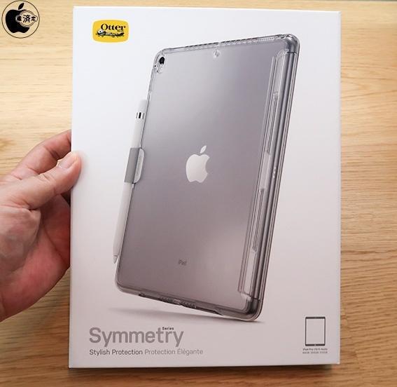 first rate 80ca0 d09e6 iPad Pro 10.5和Air 3用※台北快貨※美國原裝 Otterbox Symmetry 透明防滑抗摔保護套