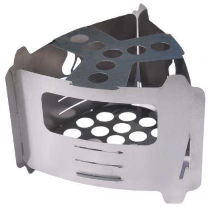 【山野倉庫】德國-BE BCE-027 BUSHBOX ULTRALIGHT OUTDOOR POCKET口袋柴爐-德製
