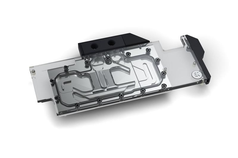 【肯瑞PC特裝】EKWB EK-Vector RTX 2080 2080Ti Nickel+Plexi 顯卡專用水冷頭