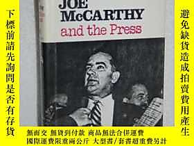 古文物Joe罕見McCarthy and the Press露天354080 Edwin R. Bayley Unive