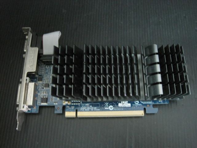華碩 ASUS EN210 SILENT/DI/1GD3/V2(LP) (DDR3 1G-64bit)