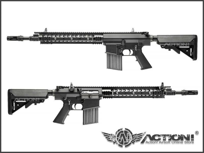 【ACTION!】VFC - Knight's Stoner KAC SR-25 ECC GBB氣動槍《現貨》