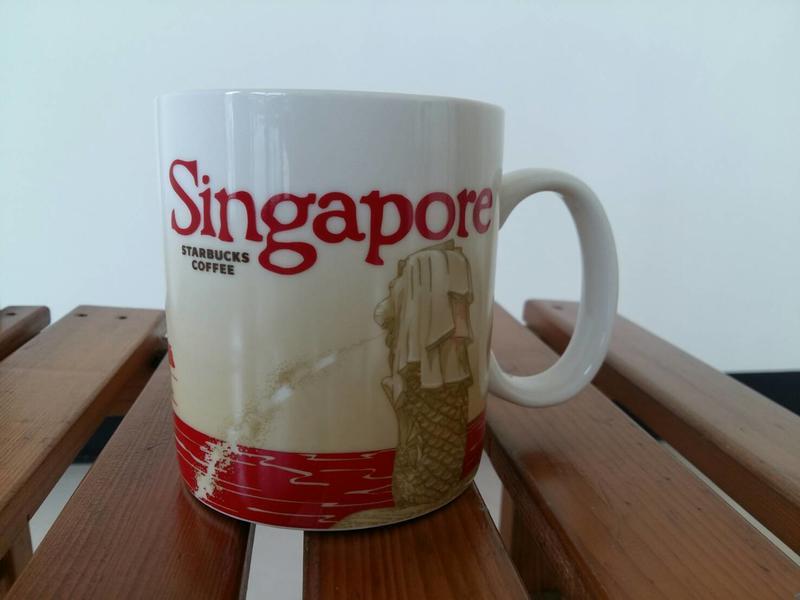 星巴克城市馬克杯(新加坡)