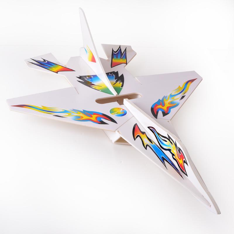 (嘉義遙控直昇機) 魔術板  PP 耐摔板 F16 飛機 固定翼模型空機