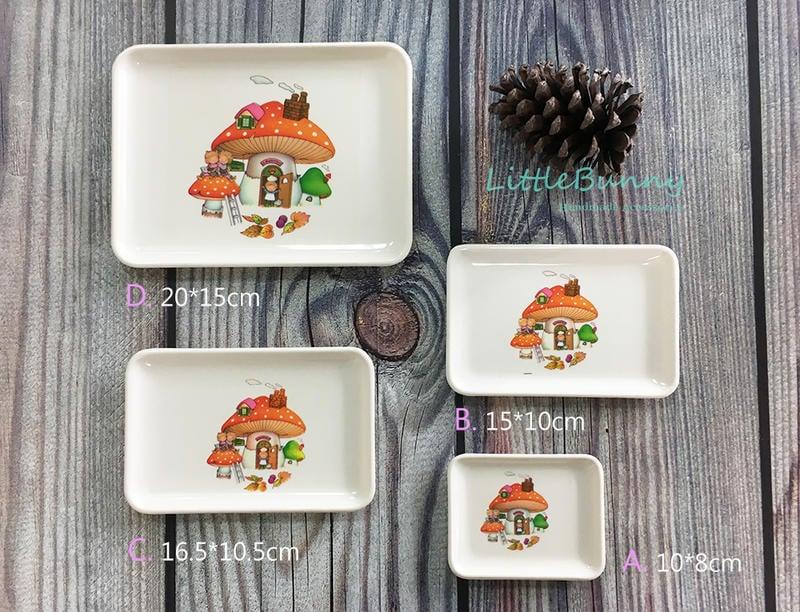 台灣製造 環保塑膠托盤 塑膠長方皿 托盤 餐盤 長方形 四方托盤 茶盤 果盤 醬油碟子餐具 自助餐 醬料碟子 嬰兒用品