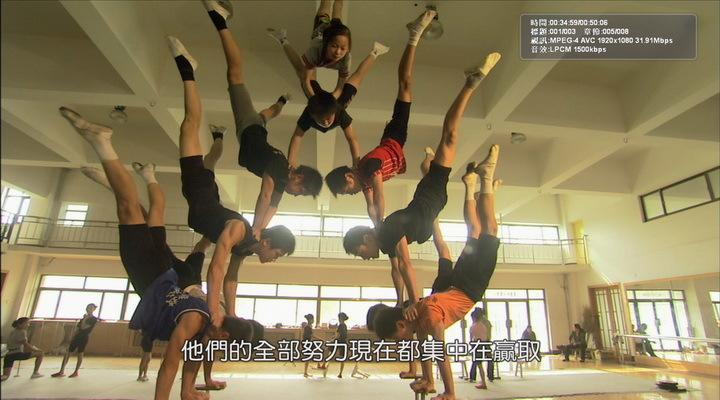 國家地理 中國雜技菁英:China Circus Elites:BD-6152