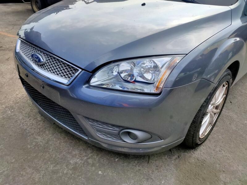 福特 FORD FOCUS MK2/2.5 零件車拆賣 後視鏡儀表板鋁圈方向盤保桿尾燈引擎蓋大燈座椅發電機壓縮機音響冷氣