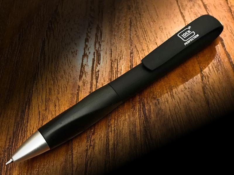 【美國真品】原廠 GLOCK Inc. USA 公司正品 油性原子筆(非 VFC Gen 5 G17 G19 G19x)