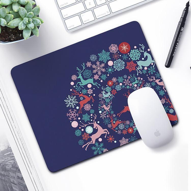 鼠標墊超大加厚可愛女生卡通小號護腕游戲大號鼠標墊廣告定做電腦桌墊 一級棒Al新品 全館免運
