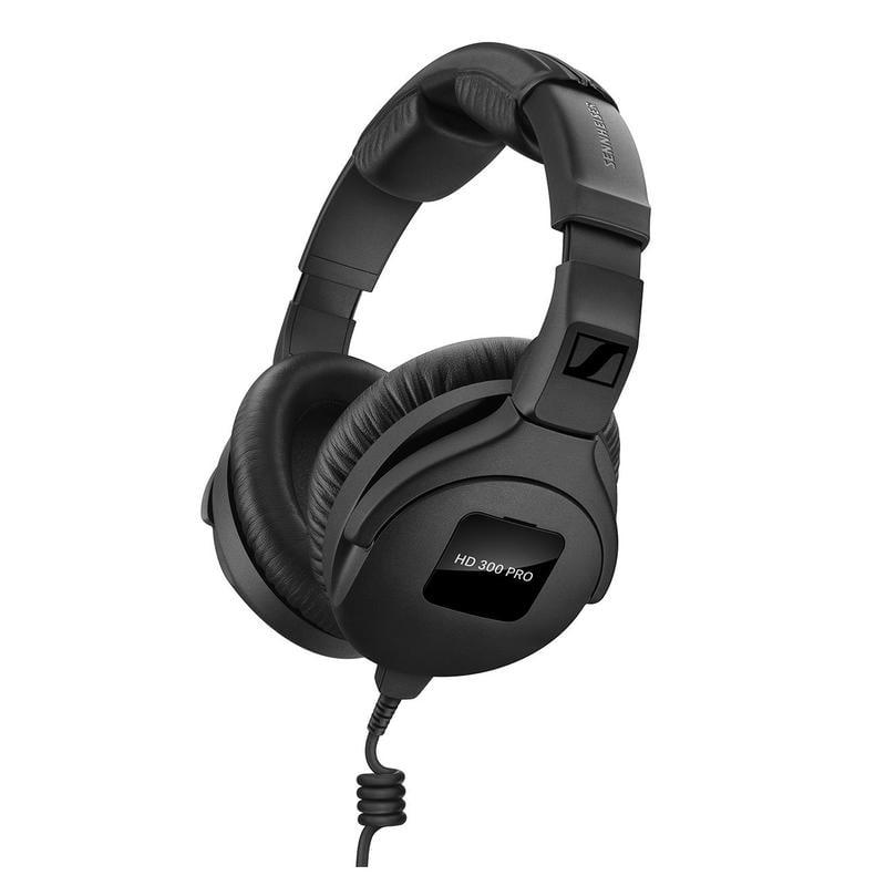 【犬爸美日精品】聲海 SENNHEISER HD 300 PRO 封閉式監聽耳罩式耳機 高效環境噪聲抑制功能