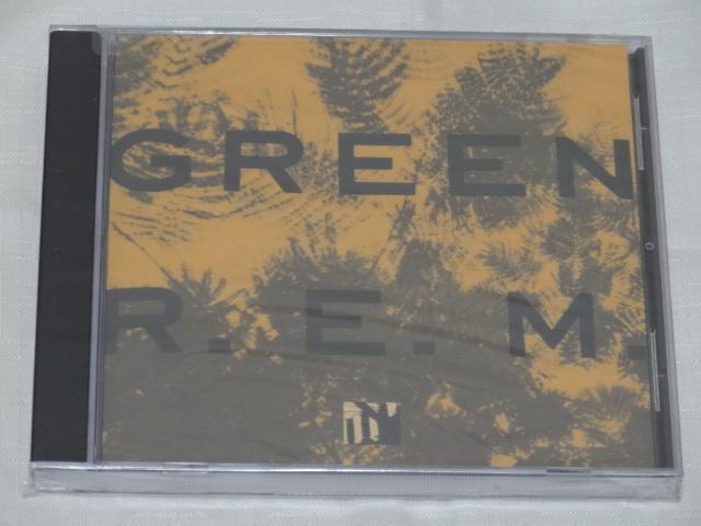 [老學校音樂館] R.E.M. - Green 美版全新未拆