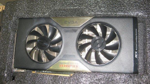 EVGA GTX770   4g CLASSIFIED