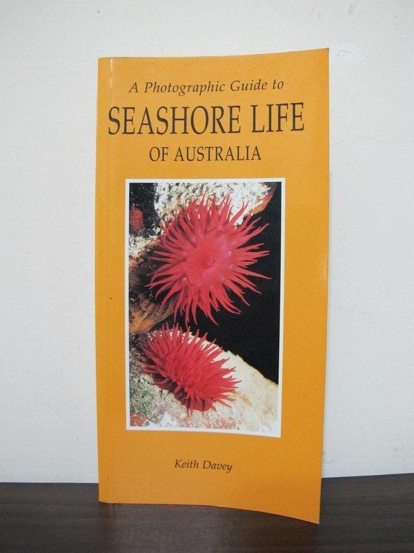 【出讓收藏的圖鑑】A Photographic Guide to Seashore life of Australia
