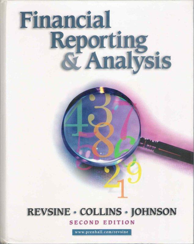Financial Reporting & Analysis / 2nd edition / Revsine et al.