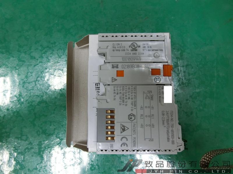 I/O-SYSTEM750-461/003-000 1B49-000012-11