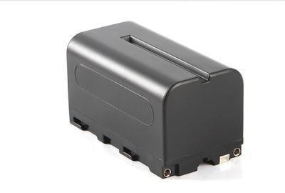 超 現貨Sony F750鋰電池for索尼攝像機np-F770 np-f730 f530 f330 攝影攝像燈補光燈監視