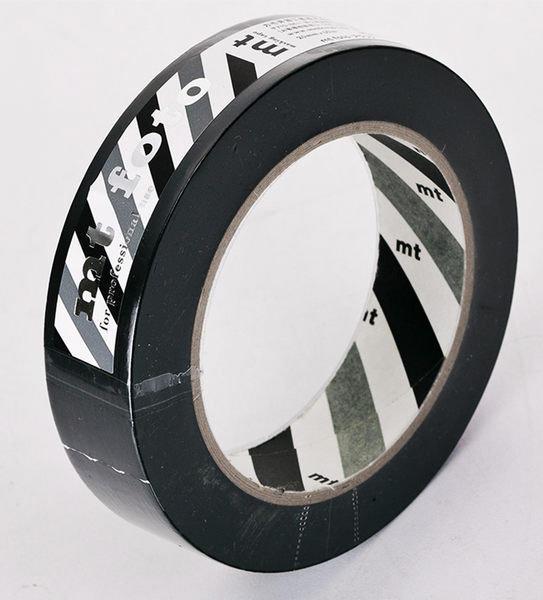呈現攝影-mt foto攝影紙膠帶 25mm黑色紙膠帶相機/鏡頭保護 黑膠帶 長50m 似HCL 公司貨※