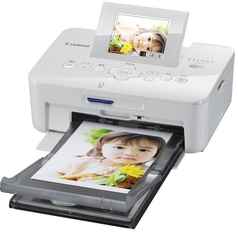 代購 日本 Canon SELPHY 相片印表機 CP910