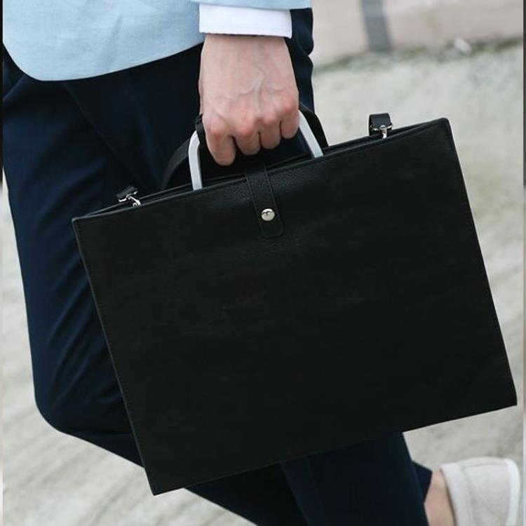 男包英倫復古包男士女士手袋Ipad公文包手提單肩文件包~小紅家居館
