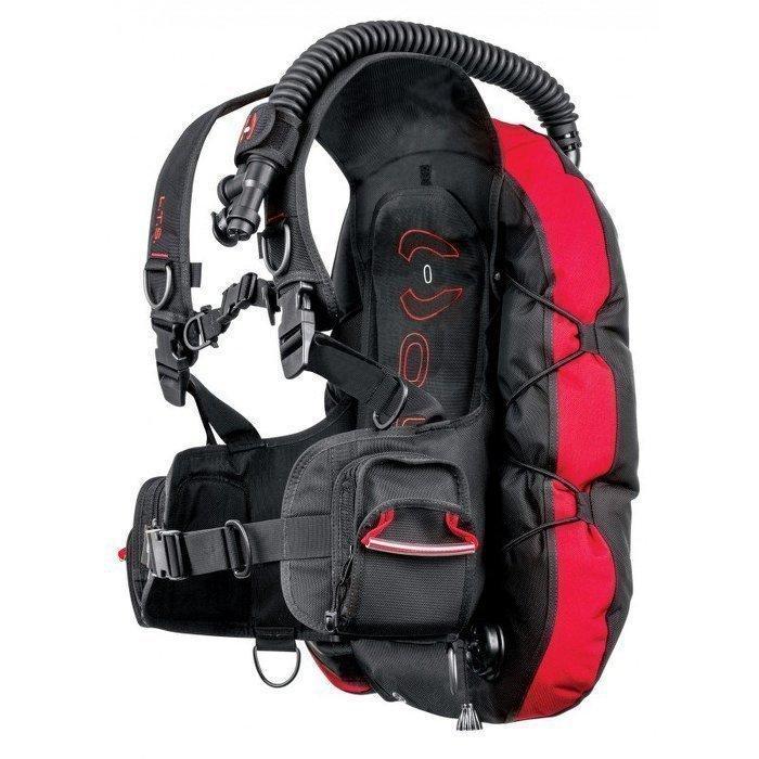 ☆° 亞潮潛水 °☆ Hollis LTS 輕量化旅行BCD 背囊 技術潛水 可參考