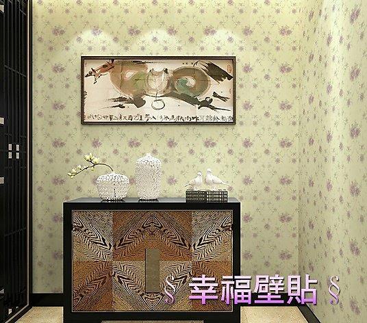 §幸福壁貼§ 【印花系列 WHP415 壁紙】自黏 防水 壁紙 壁貼 牆貼 家具 塑膠地板 送刮板+水平儀