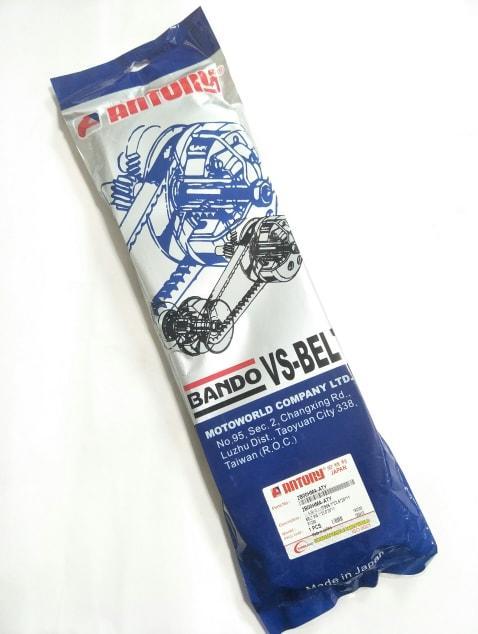 日本進口皮帶 BANDO 皮帶 SYM RV250 全新品