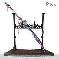 單賣全新霹靂神兵名鑑-滄耳刀(戰甲素)一支直購788元