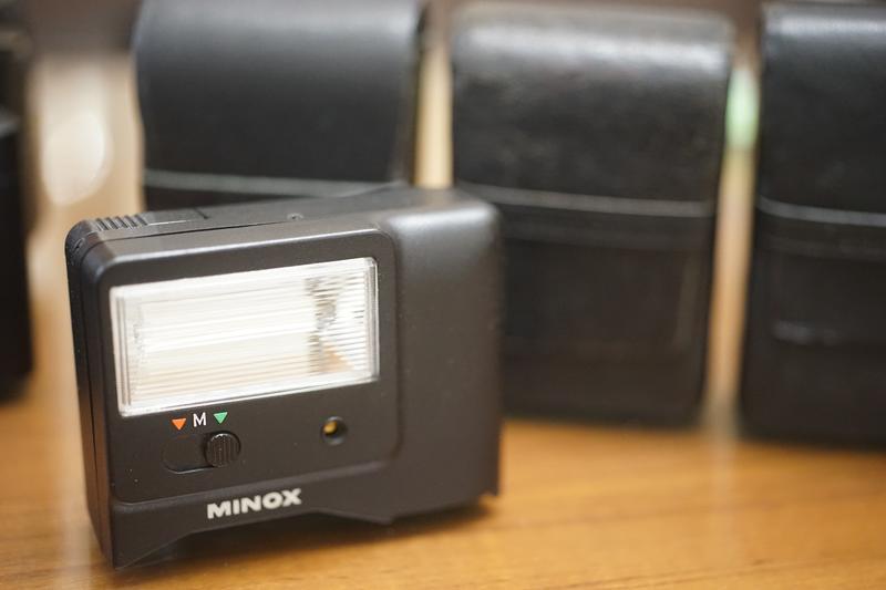 【售】個人收藏經典德製 Minox 35GT,35PL,35GL,35ML輕便估焦相機  Leica GT-E EL